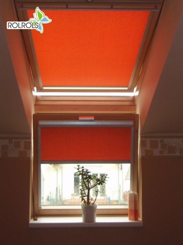 Rolety do střešních oken ikea